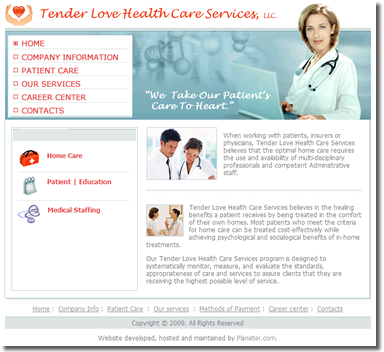 Tender Love Health Care Services, LLC